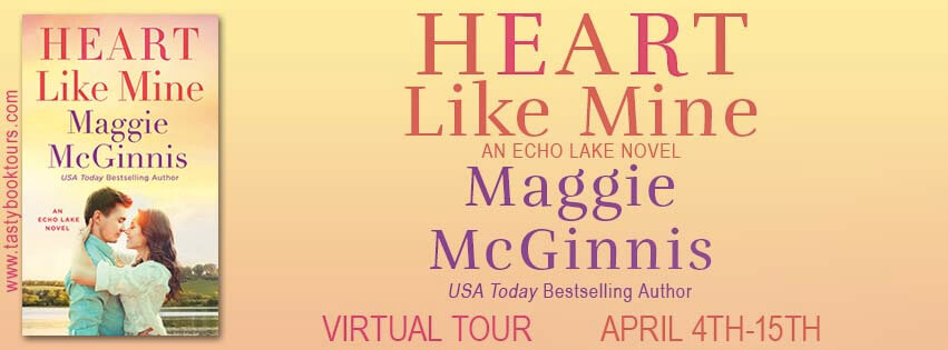 HEART LIKE MINE by Maggie McGinnis: Review & Excerpt