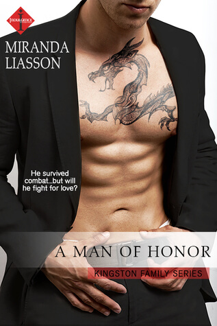 A MAN OF HONOR by Miranda Liasson: Review