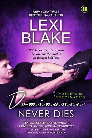 DOMINANCE NEVER DIES by Lexi Blake: Review & Excerpt