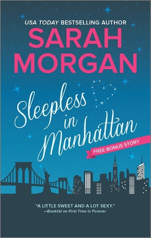 SLEEPLESS IN MANHATTAN by Sarah Morgan: Review