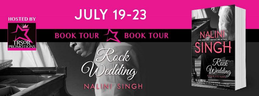 ROCK WEDDING by Nalini Singh: Spotlight & Giveaway