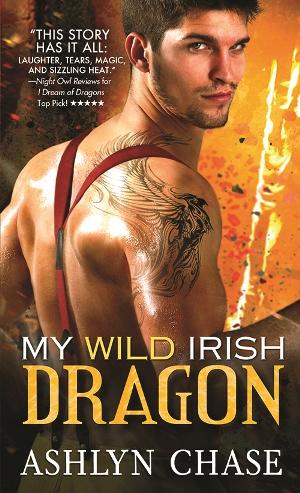 MY WILD IRISH DRAGON by Ashlyn Chase: Review