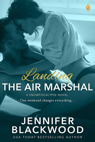 LANDING THE AIR MARSHAL by Jennifer Blackwood: Review