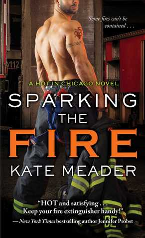 SPARKING THE FIRE by Kate Meader: Review & 2 Giveaways