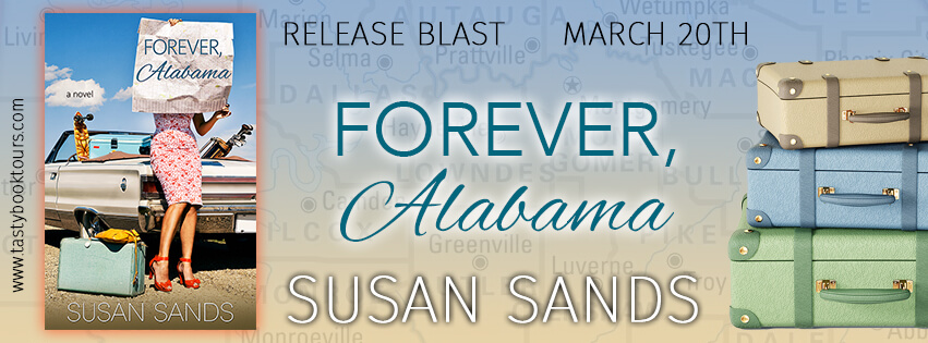 FOREVER, ALABAMA by Susan Sands: Release Spotlight