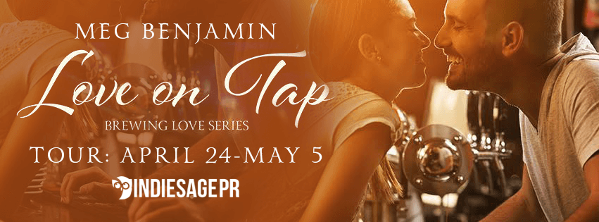 LOVE ON TAP by Meg Benjamin: Excerpt & Giveaway