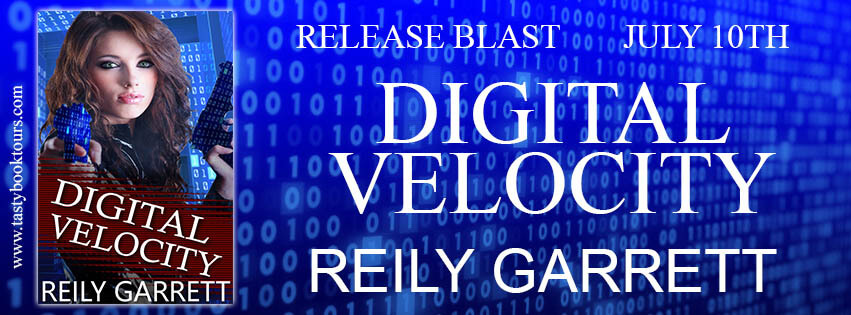 DIGITAL VELOCITY by Reily Garrett: Release Spotlight