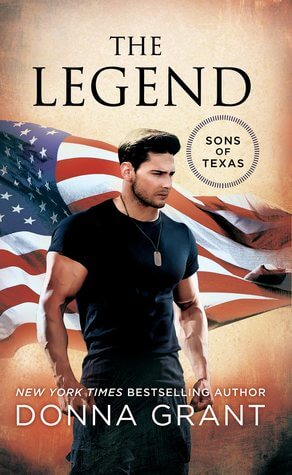 THE LEGEND by Donna Grant: Review