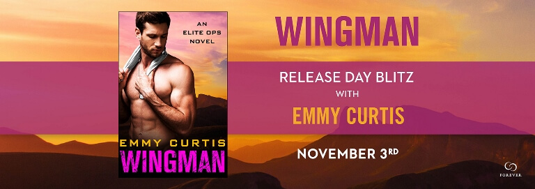 WINGMAN by Emmy Curtis: Release Spotlight, Excerpt & Giveaway