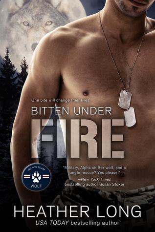 BITTEN UNDER FIRE by Heather Long: Review