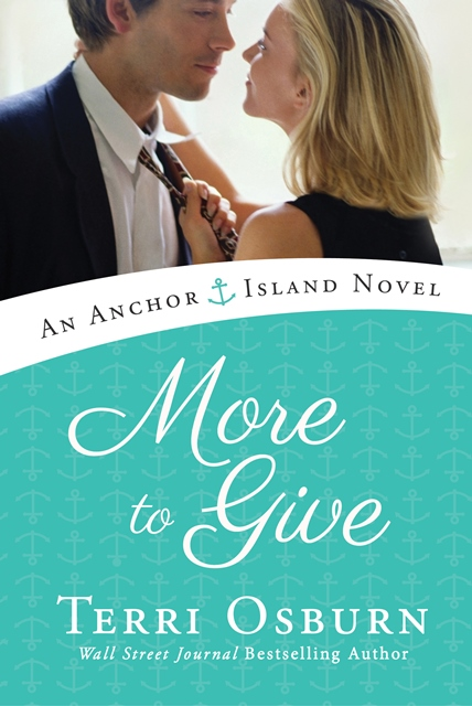 MORE TO GIVE by TERRI OSBORN: ARC Review