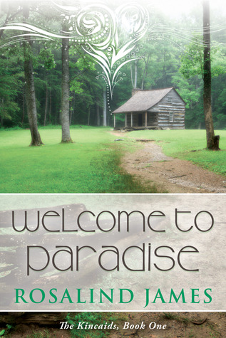 WELCOME TO PARADISE by Rosalind James: Back in Time Review