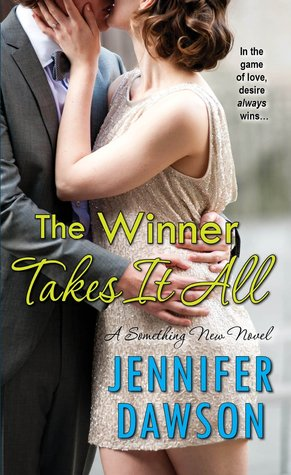 THE WINNER TAKES IT ALL by Jennifer Dawson: Release Day Review