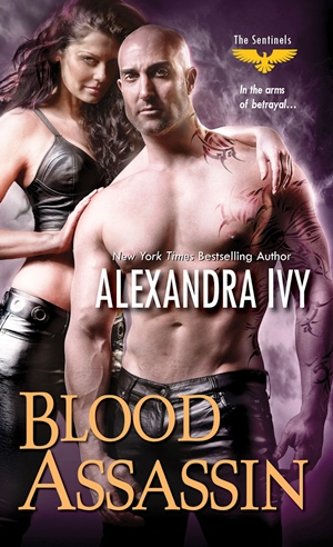 BLOOD ASSASSIN by Alexandra Ivy: ARC Review