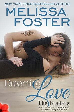 DREAMING OF LOVE by Melissa Foster: ARC Review