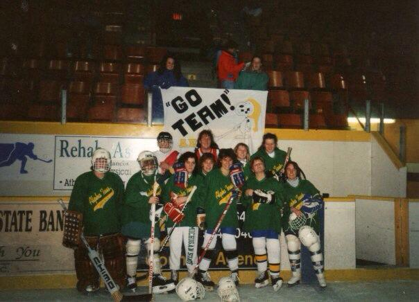 My Time As A Hockey Player_post