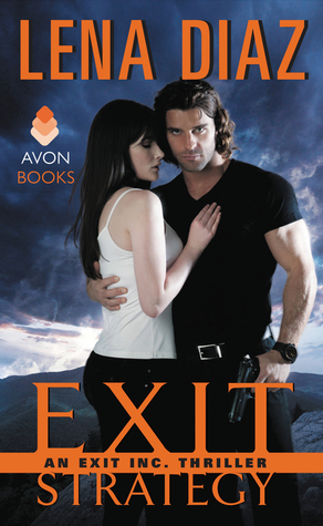 EXIT STRATEGY by Lena Diaz: Review & Giveaway