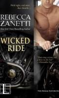 WICKED RIDE by Rebecca Zanetti: Review