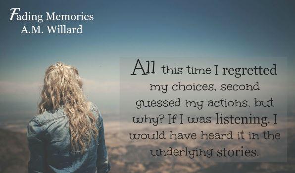 Stories Teaser Fading Memories