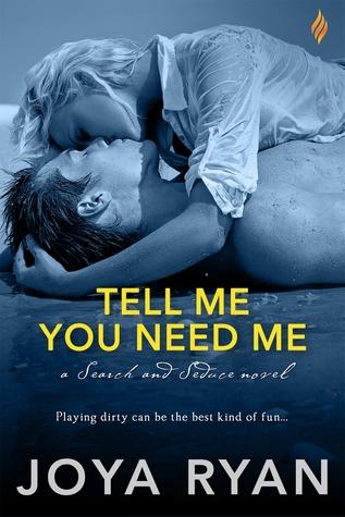 TELL ME YOU NEED ME by Joya Ryan: Review