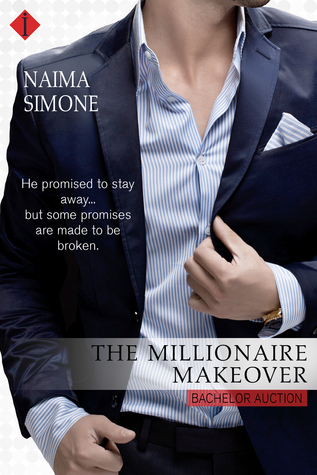 THE MILLIONAIRE MAKEOVER by Naima Simone: Review