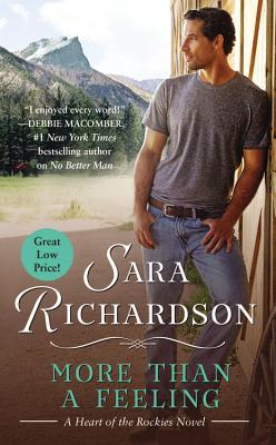 MORE THAN A FEELING by Sara Richardson: Review
