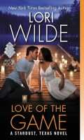 LOVE OF THE GAME by Lori Wilde: Excerpt & Giveaway