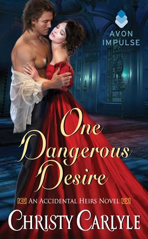ONE DANGEROUS DESIRE_Cover