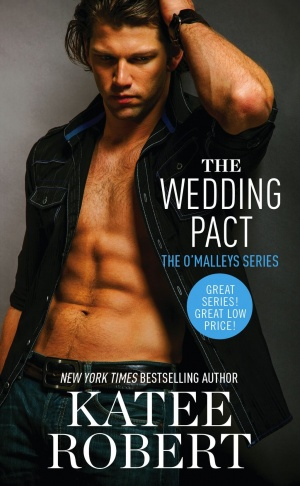 THE WEDDING PACT by Katee Robert: Review
