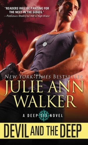 DEVIL AND THE DEEP by Julie Ann Walker: Review, Excerpt & Giveaway