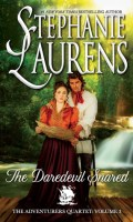 THE DAREDEVIL SNARED by Stephanie Laurens: Excerpt & Giveaway