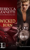 WICKED BURN by Rebecca Zanetti: Review