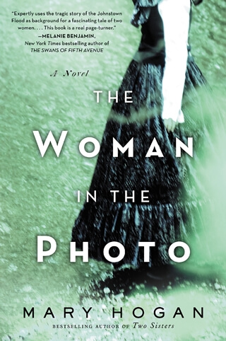 THE WOMAN IN THE PHOTO by Mary Hogan: Release Spotlight