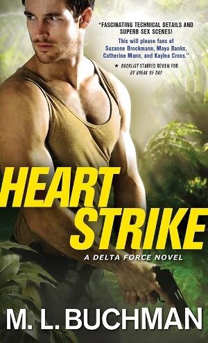 HEART STRIKE by M.L. Buchman: Exclusive Excerpt & Giveaway