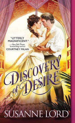 DISCOVERY OF DESIRE by Susanne Lord: Spotlight