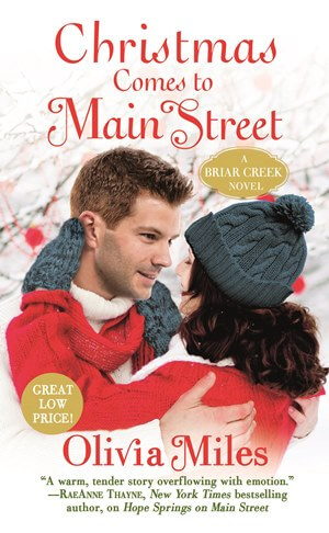 CHRISTMAS COMES TO MAIN STREET by Olivia Miles: Release Spotlight & Giveaway