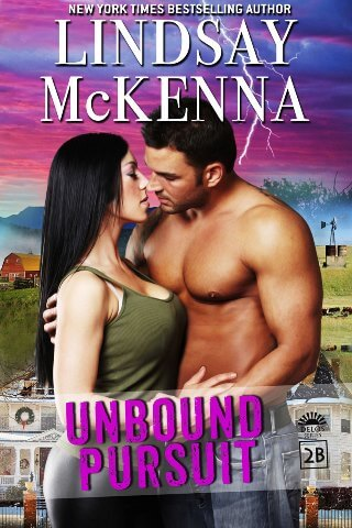 UNBOUND PURSUIT by Lindsay McKenna: Release Blast