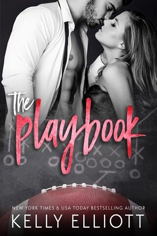 THE PLAYBOOK by Kelly Elliott: Excerpt