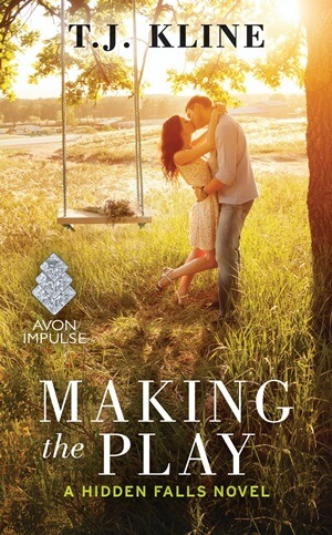 MAKING THE PLAY by TJ Kline: Excerpt & Giveaway