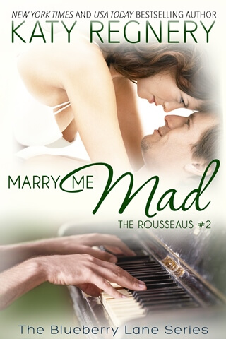 MARRY ME MAD by Kate Regnery: Release Spotlight