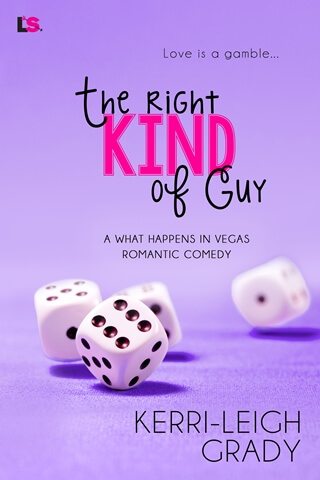 THE RIGHT KIND OF GUY by Kerri-Leigh Grady: Release Spotlight
