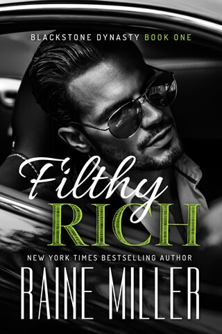 FILTHY RICH by Raine Miller: Release Spotlight, Excerpt & Giveaway