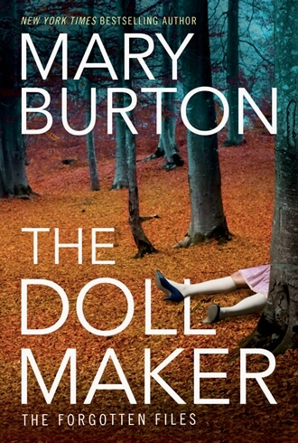 THE DOLLMAKER by Mary Burton: Release Spotlight, Excerpt & Giveaway