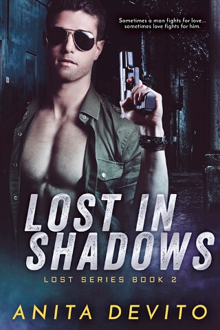LOST IN SHADOWS by Anita DeVito: Excerpt & Giveaway