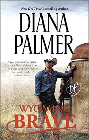 WYOMING BRAVE by Diana Palmer: Excerpt & Giveaway