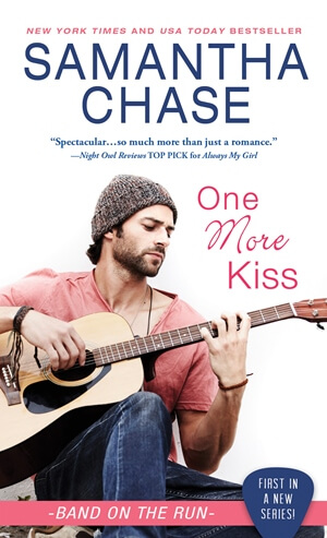 ONE MORE KISS by Samantha Chase: Spotlight, Excerpt & Giveaway