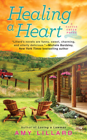 HEALING A HEART by Amy Lillard: Review & Excerpt