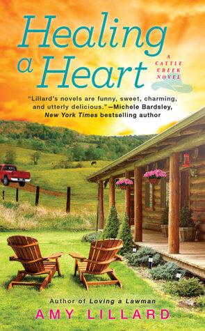 HEALING A HEART by Amy Lillard: Review & Excerpt