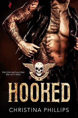 HOOKED by Christina Phillips: Excerpt & Giveaway