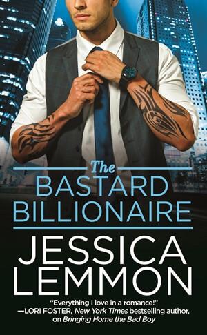 THE BASTARD BILLIONAIRE by Jessica Lemmon: Review